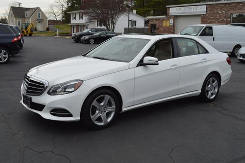 2014 mercedes benz e class e350 luxury 4matic awd 4dr for Mercedes benz e350 luxury sedan 2014