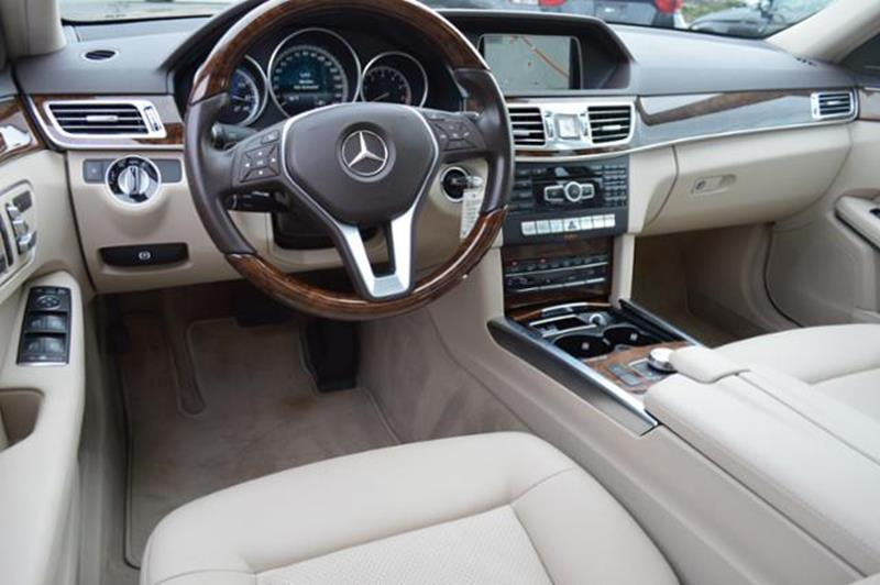 2014 Mercedes-Benz E-Class E350 Luxury 4MATIC AWD 4dr Sedan - Hanover MA