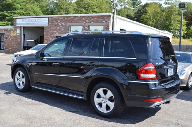 2012 Mercedes-Benz GL-Class GL450 4MATIC AWD 4dr SUV - Hanover MA