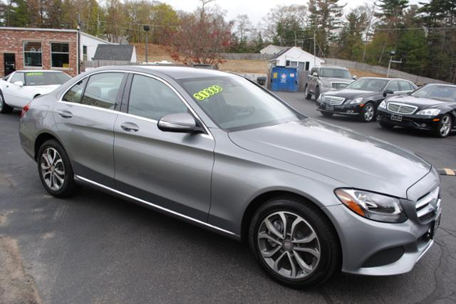 2015 Mercedes-Benz C-Class C300 4MATIC AWD 4dr Sedan - Hanover MA