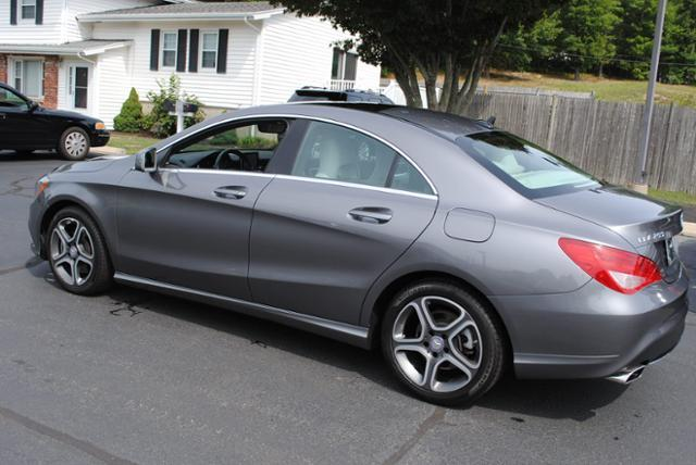 2014 Mercedes-Benz CLA CLA250 4MATIC AWD 4dr Sedan - Hanover MA