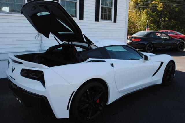 2016 Chevrolet Corvette Stingray Z51 2dr Coupe w/2LT - Hanover MA