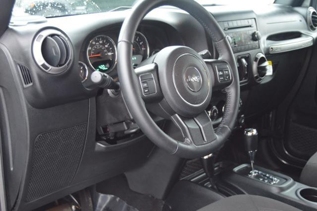 2016 Jeep Wrangler Unlimited 4x4 Sport S 4dr SUV - Hanover MA