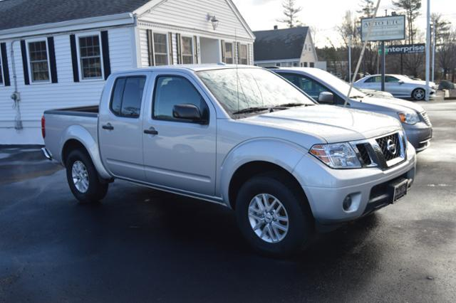2016 Nissan Frontier 4x4 SV 4dr Crew Cab 5 ft. SB Pickup 5A - Hanover MA