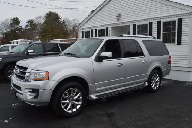 2016 Ford Expedition EL 4x4 Limited 4dr SUV - Hanover MA
