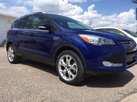2013 Ford Escape for sale in Palco, KS