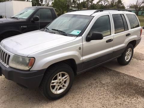 2004 Jeep Grand Cherokee for sale in Palco, KS