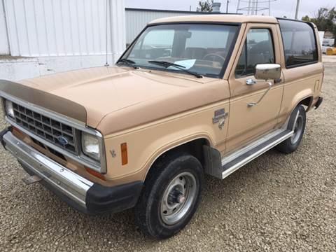 1984 Ford Bronco II for sale in Palco, KS