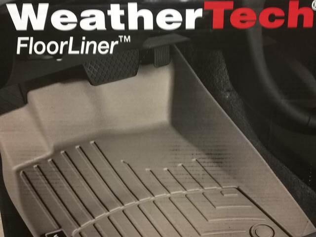 2016 WeatherTech Floorliners for sale at Keller Motors in Palco KS