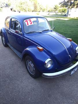 1973 Volkswagen Super Beetle for sale in Mogadore, OH