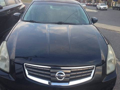 2007 Nissan Maxima for sale in Laurel MD