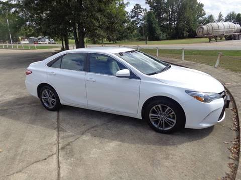 2017 Toyota Camry For Sale At ALLEN JONES USED CARS INC In Steens MS