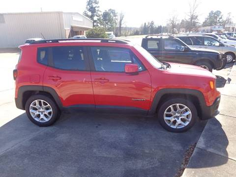 2017 Jeep Renegade for sale in Steens, MS