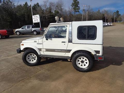 1987 Suzuki Samurai for sale in Steens, MS