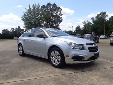 2016 Chevrolet Cruze Limited for sale in Steens, MS