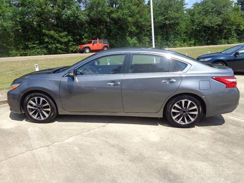 2017 Nissan Altima for sale in Steens, MS