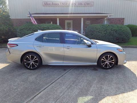 2019 Toyota Camry for sale in Steens, MS
