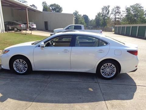 2016 Lexus ES 350 for sale in Steens, MS