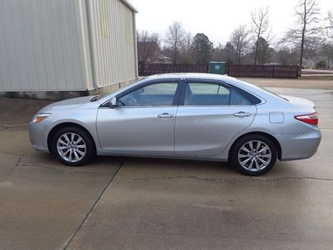 2016 Toyota Camry for sale in Steens, MS