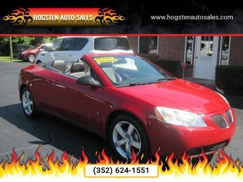 2007 Pontiac G6 for sale in Ocala, FL