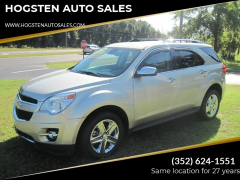 2014 Chevrolet Equinox for sale in Ocala, FL