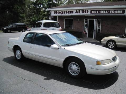 1996 Mercury Cougar for sale in Ocala, FL