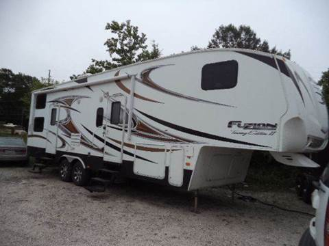 2010 Keystone Fusion Touring Edition II for sale in Picayune, MS