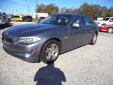 2012 BMW 5 Series for sale in Picayune, MS