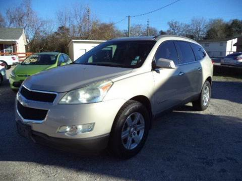 2009 Chevrolet Traverse for sale at PICAYUNE AUTO SALES in Picayune MS