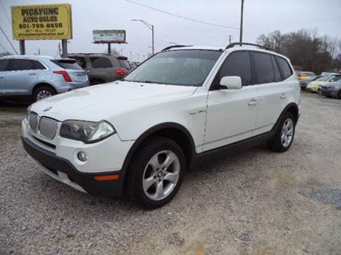 2008 BMW X3 for sale in Picayune, MS
