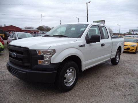 2015 Ford F-150 for sale at PICAYUNE AUTO SALES in Picayune MS