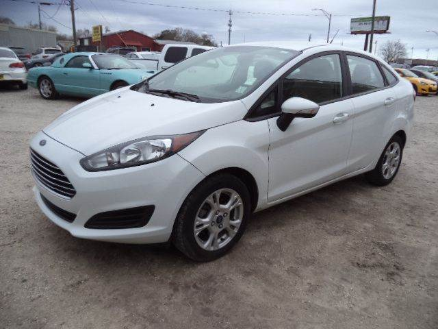 2015 Ford Fiesta for sale at PICAYUNE AUTO SALES in Picayune MS