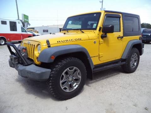 2008 Jeep Wrangler for sale in Picayune, MS