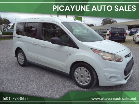 2014 Ford Transit Connect Wagon for sale in Picayune, MS