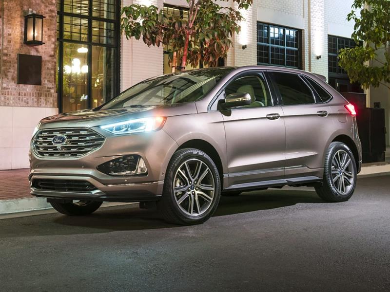 Ford Edge For Sale At Jack Demmer Ford Inc In Wayne Mi