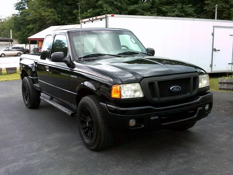 2004 ford ranger 4dr supercab edge 4wd sb in banner elk nc
