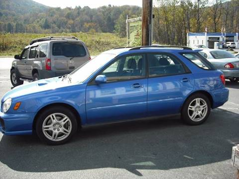 2003 Subaru Impreza for sale in Banner Elk, NC