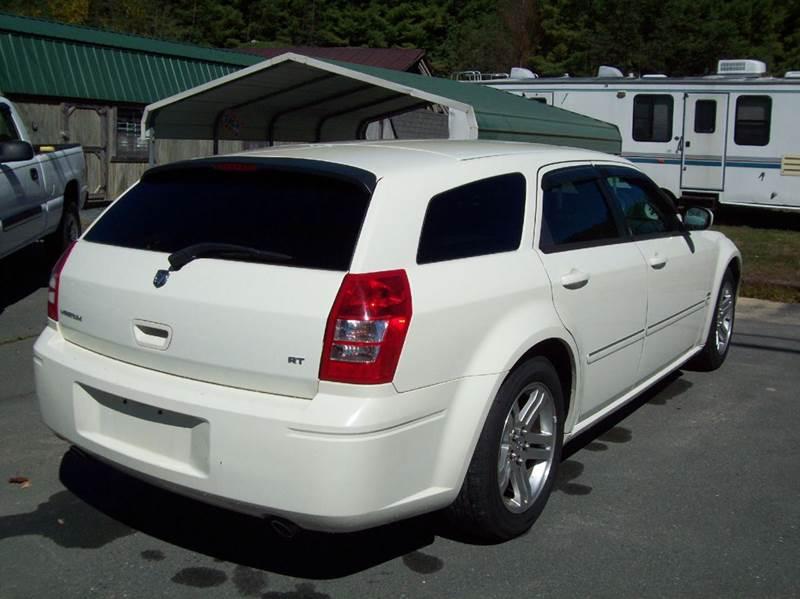 2005 Dodge Magnum RT 4dr Wagon In Banner Elk NC - HERITAGE
