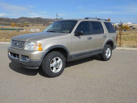 2003 Ford Explorer for sale in Durango, CO