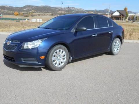 2011 Chevrolet Cruze for sale in Durango, CO