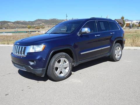 2012 Jeep Grand Cherokee for sale in Durango, CO