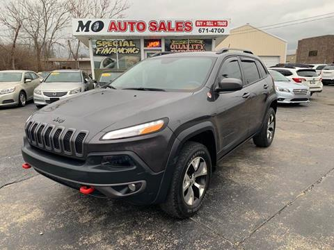 2015 Jeep Cherokee for sale in Fairfield, OH