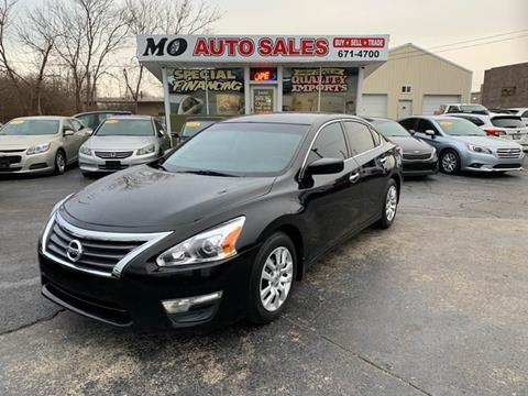 2015 Nissan Altima for sale in Fairfield, OH