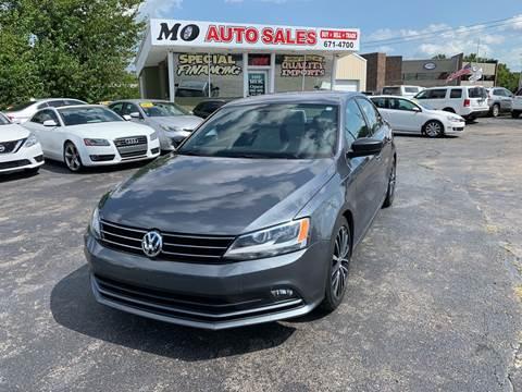 2015 Volkswagen Jetta for sale in Fairfield, OH
