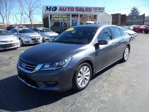 2015 Honda Accord for sale in Fairfield, OH