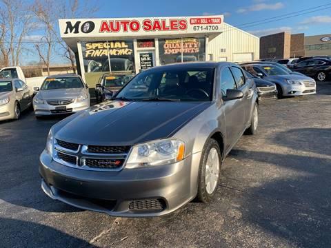 2013 Dodge Avenger for sale in Fairfield, OH