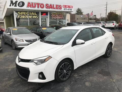2014 Toyota Corolla for sale in Fairfield, OH
