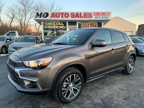 2018 Mitsubishi Outlander Sport for sale in Fairfield, OH