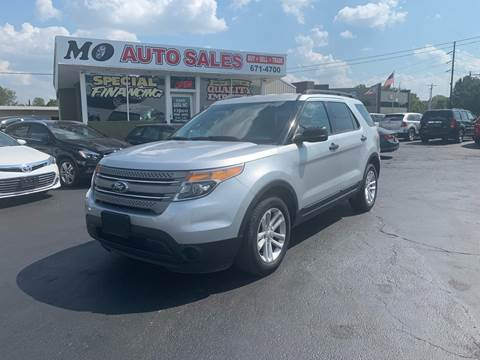 2015 Ford Explorer for sale in Fairfield, OH