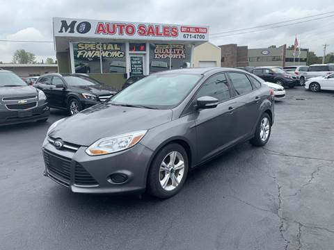 2013 Ford Focus for sale in Fairfield, OH